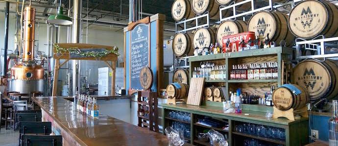 Local Distillery Spotlight: Manatawny Still Works