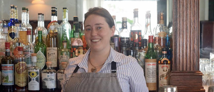 Behind the Bar: Maria Polise of Southwark