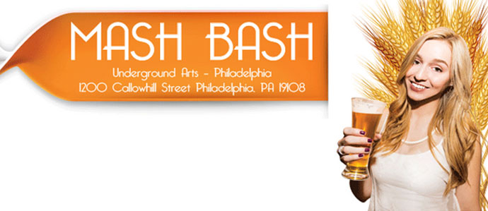 Ready, Set, Brew for The Philadelphia Mash Bash Homebrew Competition, June 1