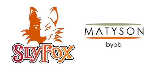 6/28: Sly Fox Beer Dinner @ Matyson