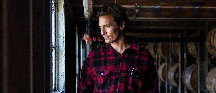 Matthew McConaughey's Newest Role Is With Wild Turkey