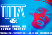 Drink Specials Philadelphia | Catch M.I.A. with Ab-Soul at the Tower Theater, April 25 | Drink Philly