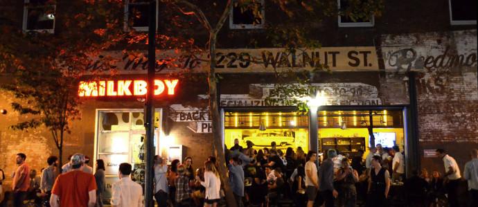 MilkBoy On South Street Is Now Open