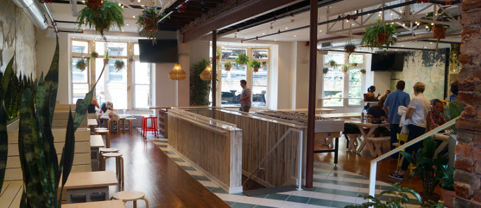 Mission Taqueria Opens Thursday, August 11 Above Oyster House