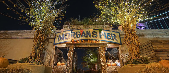 Morgan's Pier is Hosting a Halloween Bash With an Open Bar, October 28