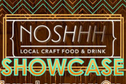 Noshhh Brings the Best in Local Food and Drinks to Old City, March 20
