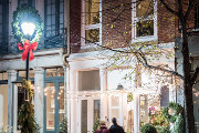 Celebrate the Season at Old City's Historic Holiday Happy Hour Nights