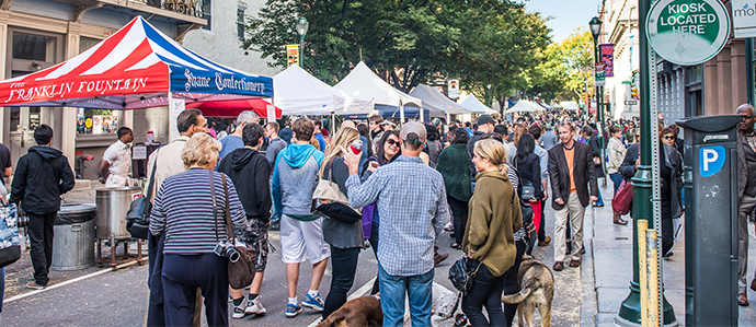 Old City Festival Returns To Philadelphia's Most Historic Neighborhood on Sunday, October 13