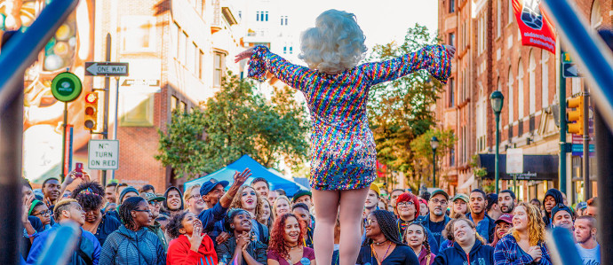 Celebrate National Coming Out Day at Philadelphia's 2019 Outfest, October 13