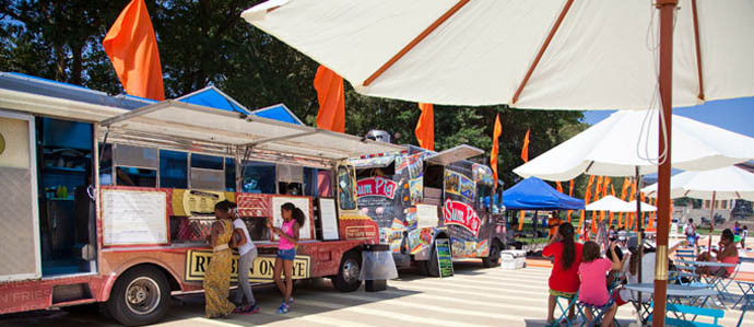 The Oval Beer Garden Will Return on July 15