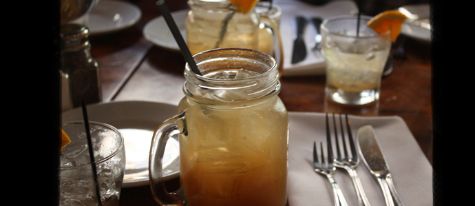 Oyster House Debuts New Punch Menu