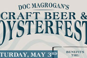Drink Specials Philadelphia | The Craft Beer & Oysterfest is Back for a Second Year at Doc Magrogan's, May 3 | Drink Philly