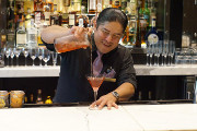 Behind the Bar: Pablo 'Papi' Hurtado of The Library Bar