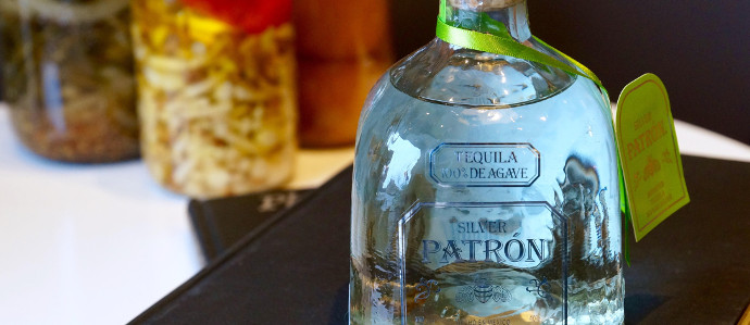 Learn About Tequila & Get Certified at This Exclusive Patron Class, April 16
