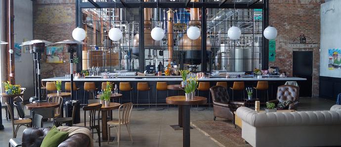Head to Philadelphia Distilling on Thursdays & Fridays for a Specially Priced 'Cocktail Hour'