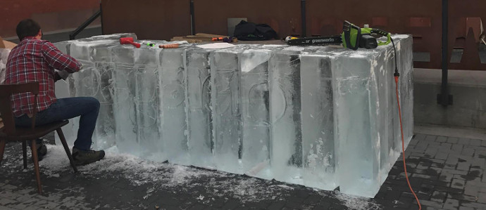 La Peg's Ice Bar Pegsicle Returns for the Winter, January 15