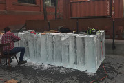 Get Chilly at La Peg's Ice Bar Through February 13