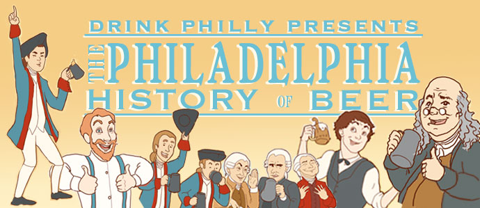 The Philadelphia History of Beer: Posters Now Available