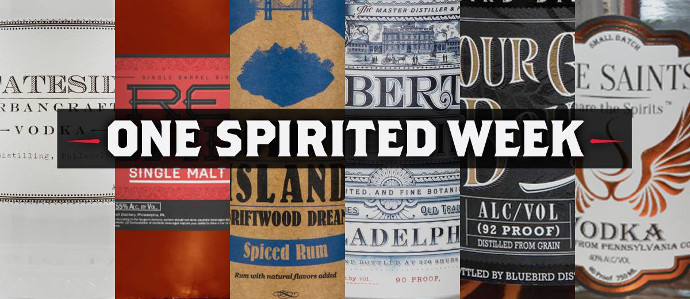 Check Out Philly Craft Spirits Week, October 27-November 4