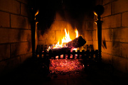 Warm Up at These Bars with Fireplaces in Philadelphia
