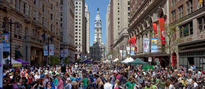 PIFA Is Taking Over Broad Street With a Block Party on April 23