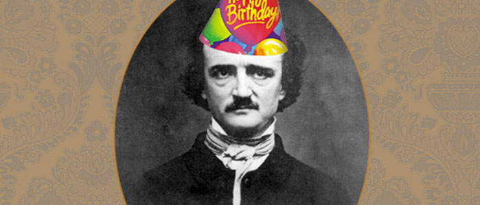 Poe's Birthday Bash at Cavanaugh's Headhouse with Raven Society & Free Library, January 16