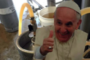 Craft Beer Philadelphia | Three Local Breweries Announce the Release of Pope-Inspired Beers Ahead of Papal Visit | Drink Philly