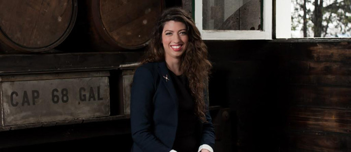 Behind the Bar: Rachael Ewing of Diageo's Masters of Whisky Program