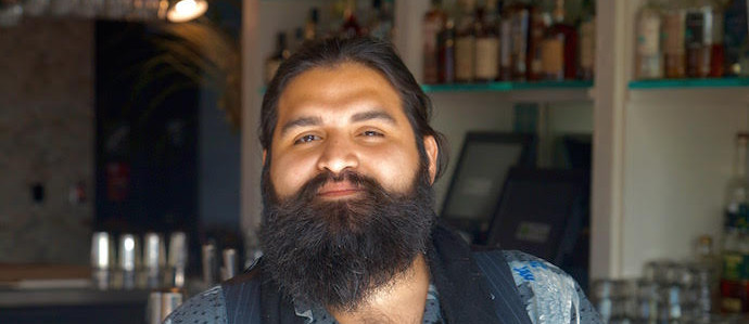 Behind the Bar: Raul Marin of Attico