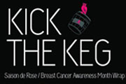 Drink Pink for Breast Cancer at Kick the Keg in Heels II, Oct. 30