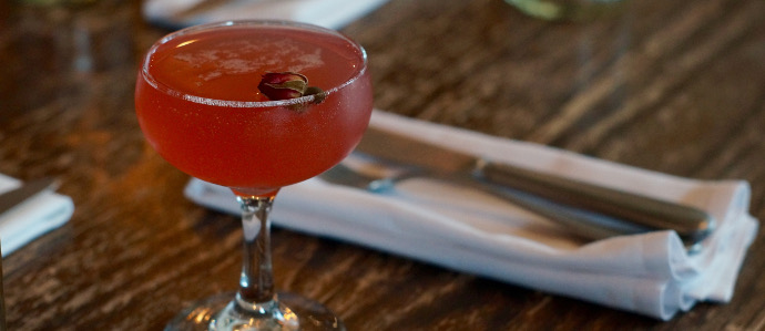 Red Owl Tavern at the Hotel Monaco is Featuring a New Spring Cocktail Menu