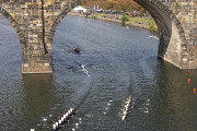 Parks on Tap is Holding a Pop-Up Beer Garden at the Schuylkill Regatta, October 28 & 29