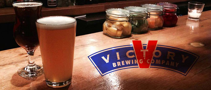 Victory Brewing Buy the Glass night at Revolution House, Feb 6