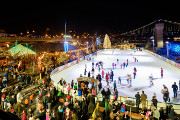 Blue Cross RiverRink Winterfest is Now Open for the Season