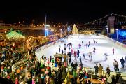 Blue Cross RiverRink Winterfest is Now Open for the Season