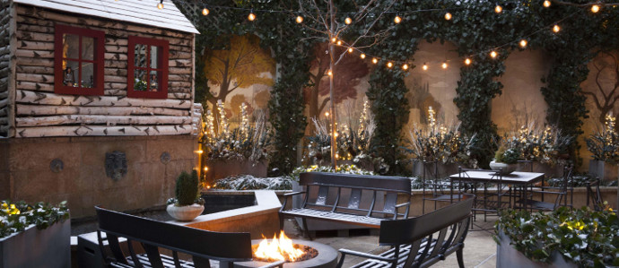 Raise a Glass of Champagne To The End of Winter at the Rittenhouse Hotel's Chalet, March 15