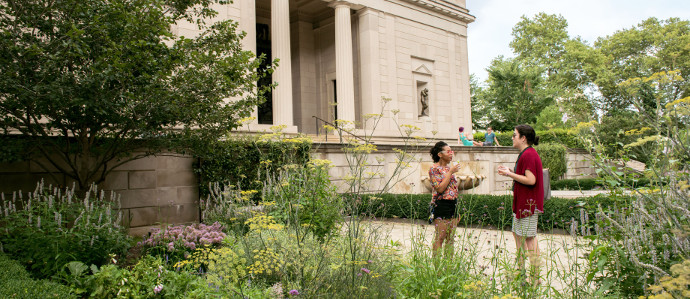 The Rodin Museum Garden Bar is Returning to Philly This Summer
