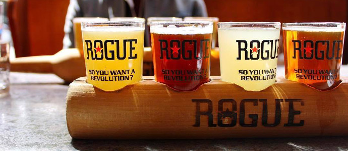 Drink Rogue Beer This Summer to Raise Money for College Students