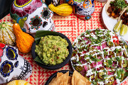 Rosy's Taco Bar is Celebrating Halloween & Dia de los Muertos All Week Long, October 31-November 3