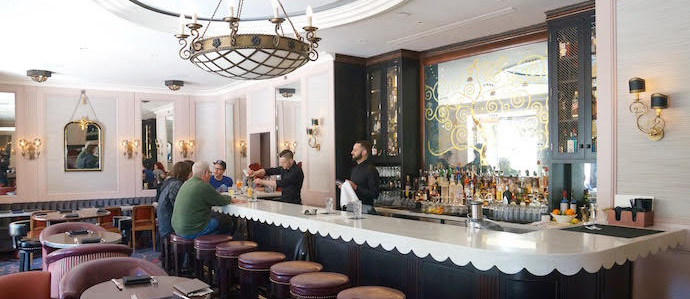Rouge Reopens with New Look & Cocktail Menu Created by Hop Sing Laundromat