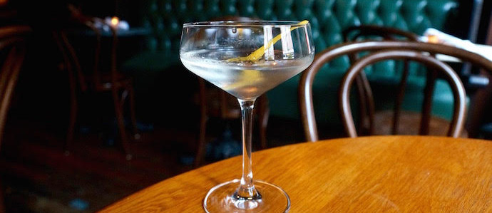 Have a Luxurious Lunch at Royal Boucherie With Their $2 Martini Special