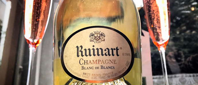 The Rittenhouse Hotel & Lacroix are Hosting a Ruinart Champagne Dinner, March 23