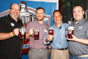 Craft Beer Philadelphia | Boston Brewing Company's Jim Koch Announces Samuel Adams LongShot Homebrew Contest Winners and Nitro Brews Coming Soon | Drink Philly