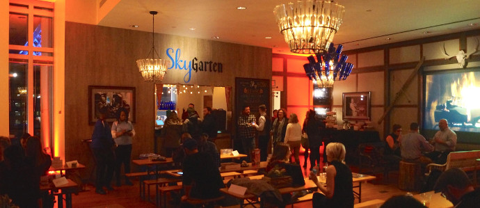 Skygarten Relaunches as Skylodge For the Winter
