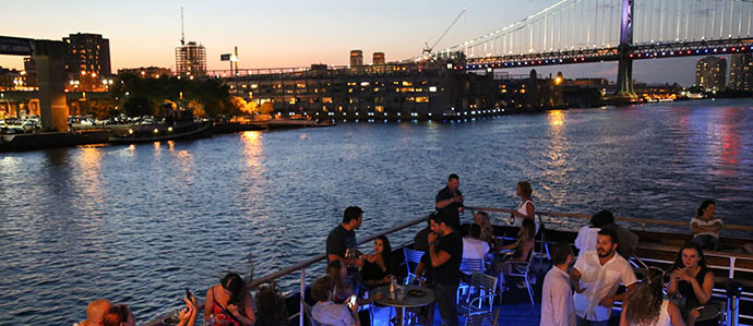 Celebrate Beers, Boats, & Fun at the Drink Philly End of Summer Boat Party, August 25