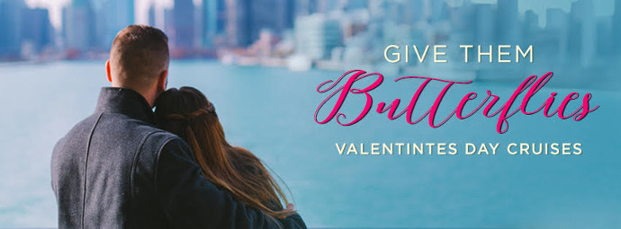 Celebrate Valentine's Day on the Spirit of Philadelphia, February 11 & 14