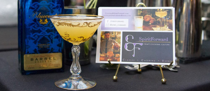 Head To Spirit Forward & The Renegade Company's Cocktail Pop-Up in Queen Village, May 8 & 9
