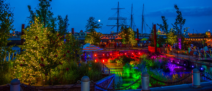 Spruce Street Harbor Park Will Reopen Friday, May 6