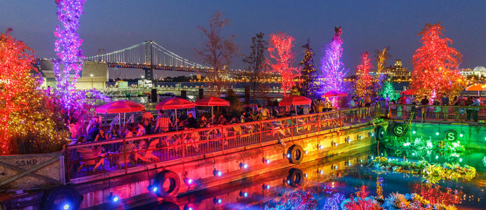 Welcome a New Season at the Fall Festival at Spruce Street Harbor Park, September 20-22