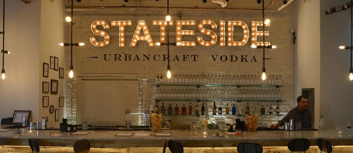 Federal Distilling's New Tasting Room & Cocktail Bar In Kensington Is Now Open
